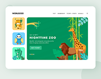 Zoo and Animal Park website