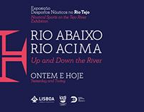 Exposição Desportos Náuticos Rio Abaixo - Rio Acima