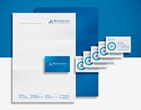 VK Büroservice - Corporate Design