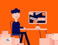 Sales Mania (Animated GIF)