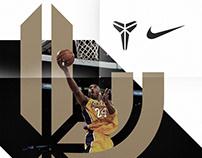 Kobe Bryant Typeface / Nike Basketball