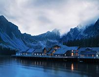 Lofoten islands - WIP project