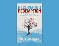 """Book Cover: """"Recovering Redemption"""""""