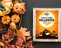 Sbarro® | Halloween Campaign Poster '18