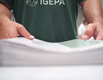 IGEPA group – Corporate Design