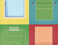 "Sport Fields - Sport Centre ""alla Grotta"""