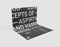 DAS NICHTS / Branding & Cassette Packaging