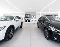 Mazda Europe Corporate Identity @ Bisset Adams