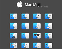 MacMoji - Finder Icon Emojis