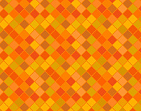 FREE Vector: Geometrical Square Pattern Background