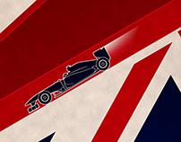 2011 Formula 1 Poster Series