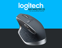 Logitech MX Master 2S - Product Render