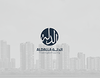 Aldalla Logo Design Concept (1)