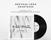 Logo chanteuse Karynael