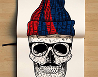 The cold skull