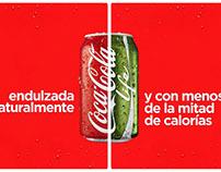 Campaña para Coca-Cola Elige tu Coca-Cola