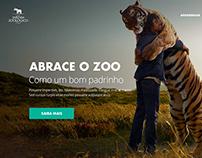 Jardim Zoológico - Campanha de apadrinhamento do Zoo