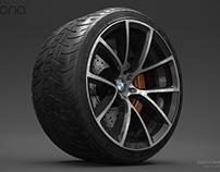 wheel BMW M4