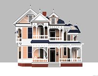 Victorian House - Architecture Series III
