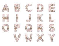 Alphabets 'Grime'