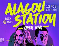 Alagou Station: Open Bar | Produção