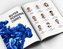 Buyer Persona Print Collateral