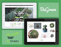 BeGreen - MultiPurpose Planter & Garden WordPress Theme