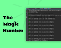 The Magic Number - FullStack Developer