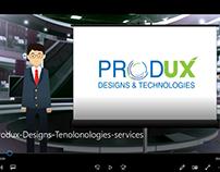 Produx Intro Animation