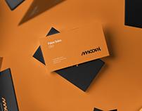 Agência Moovi - Identidade Visual
