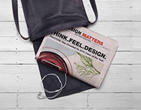 Design Matters Newspaper