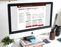 Indiana University ACD  Website Icons