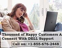 Dell Support Phone Number +1-855-676-2448