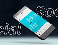 Social Media Mix. v1