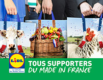 Lidl - Salon de l'agriculture 2017 Communication