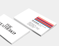 The Feathered: Business Cards
