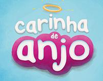 Carinha de Anjo | BOOK DESIGN