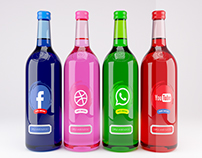 Social Networks Drink