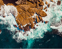 Aerial Shots - Bondi Beach