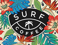 Surf Coffee Volkswagen T2 design