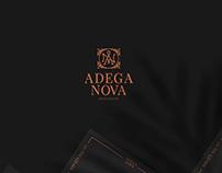 Adega Nova - Branding