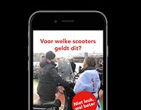 Gemeente Amsterdam Instagram story Ad