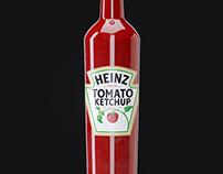 ketchup CGI