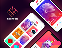 heartbots - Bots Dating - The Concept