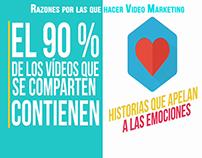 Razones por las que hacer video marketing
