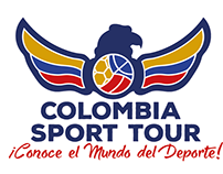 Colombia Sport Tour Branding