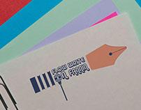 Flow Write - Logo Design