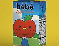 Apple Juice Product Design