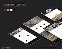 Website design for Laundromat