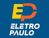 Eletro Paulo - redesign de marca